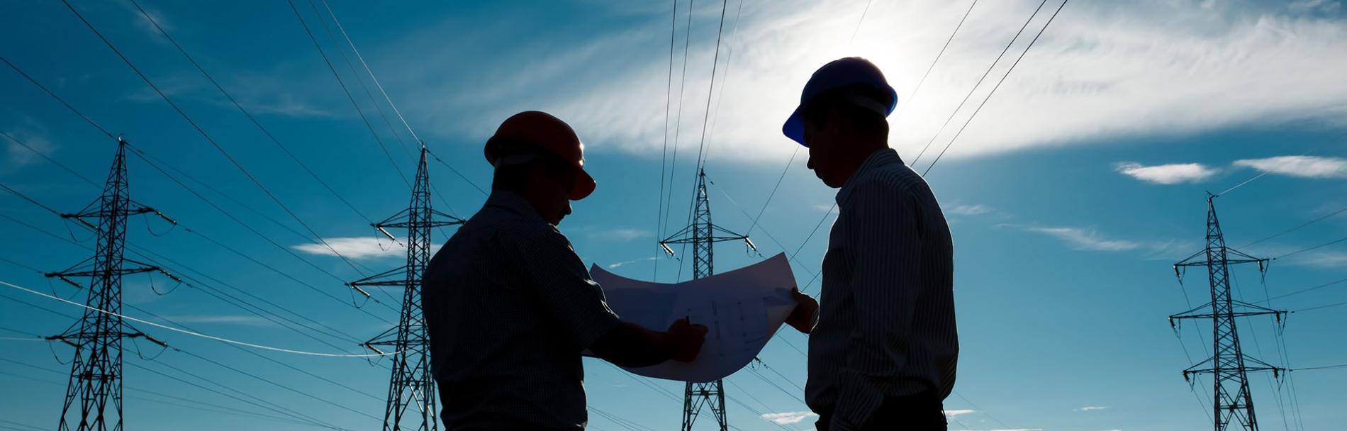 Монтаж и наладка систем электроснабжения
